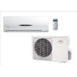 YMGI Ductless Mini Split 22 SEER 9K BTU DC Inverter M6 Series, Single