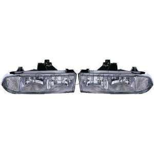 HEADLIGHT chevy chevrolet S10 PICKUP s 10 98 04 BLAZER light lamp euro
