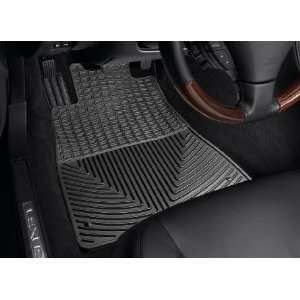 /IS350 Black Weathertech Floor Mat (Full Set) [Non All Wheel Drive