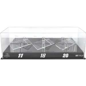 Anniversary 1/24 Die Cast Three Car Display Case