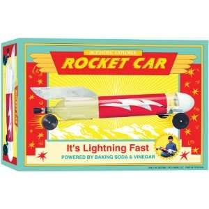 Scientific Explorers Rocket Car Kit . (A203) Toys & Games