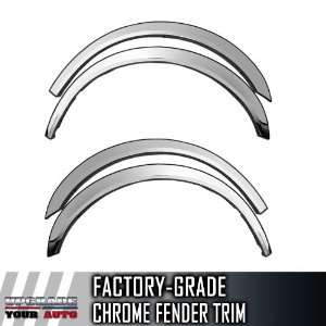 2003 2006 Ford Expedition Chrome Fender Trim Long