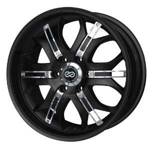 Black w/ Chrome Trim) Wheels/Rims 6x139.7 (453 295 8410BK) Automotive