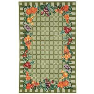 Safavieh Rugs Chelsea Collection HK66A 4 Green 39 x 59