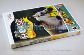 My Horse & Me Riding for Gold for Nintendo Wii Brand New Extremely