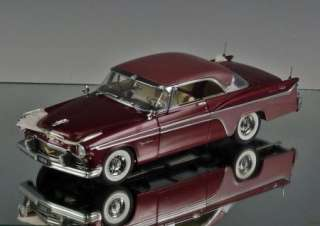 Danbury Mint Die cast car 1956 DeSoto Firedome Sportsman Coupe LE 1581
