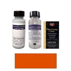 1 Oz. Competition Orange Paint Bottle Kit for 2004 Ford