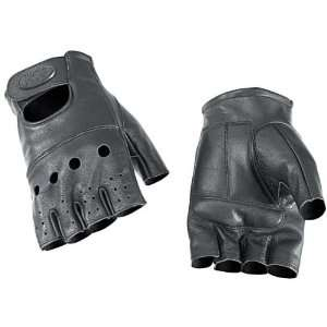 RIVER ROAD HOLLISTER SHORTY LEATHER GLOVE (SMALL) (BLACK
