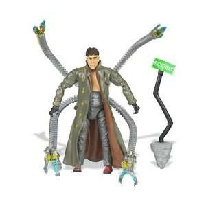 Spider Man Classic Villains Action Figures Doc Ock Toys & Games