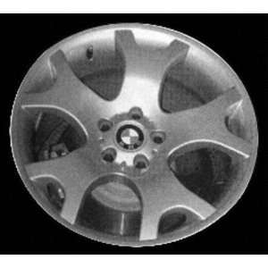 00 04 BMW X5 ALLOY WHEEL (PASSENGER SIDE)  (DRIVER RIM 19