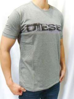 NEW Diesel Brand Mens T  Octav R Top Tee T Shirts