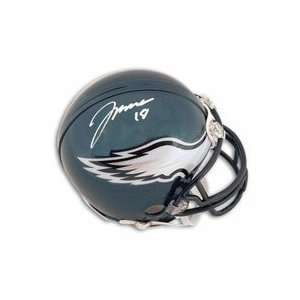 Jeremy Maclin Autographed Philadelphia Eagles Mini Football Helmet