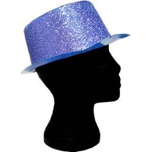 Pams Blue Glitter Top Hat Toys & Games
