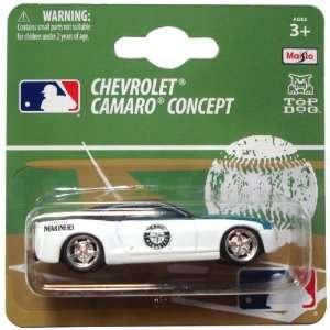MLB Seattle Mariners 164 Camaro Die Cast Car