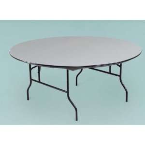 NLW Series Lightweight Round Plastic Folding Table
