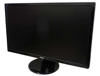 ASUS VE249H Full HD DVI VGA HDMI 24 LED LCD Monitor