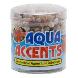 Aqua Accents Light River Pebbles 1/2lb