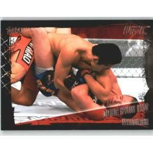 2010 Topps UFC Trading Card # 136 Dong Hyun Kim (Ultimate