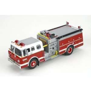 1/50 Die Cast Ford C Fire Truck, San Francisco Toys & Games
