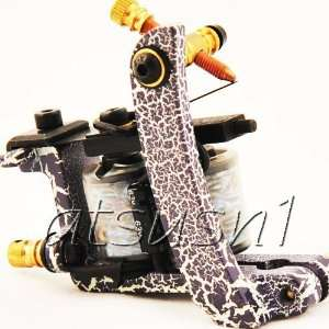 Made 10 Wrap Coil Tattoo Machine Gun UMC 011
