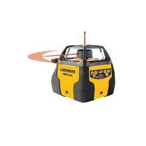 LM800GRPKG 3 Single Beam Horizontal Self Leveling Rotary Laser W/TPOD