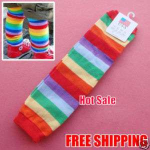 Kids Toddler Baby Infant Boys Girls Leg Warmer Socks