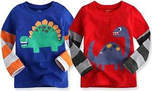 NWT Vaenait Baby Baby Toddler Kids Boy Girl Longsleeve T Shirt