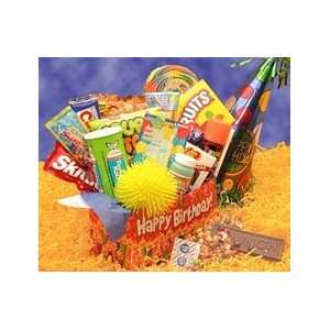 FPO   Deluxe Happy Birthday Care Package   Bits and Pieces Gift Store