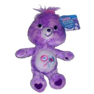 New Care Bears Tie Dye ~ Share Bear 8 Plush Toys & Games