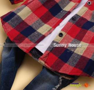 Women Fashion Lattice Hooded Thick Checked Casual Long Sleeve Shirt