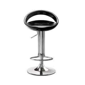 Tickle Barstool Red by Zuo Modern