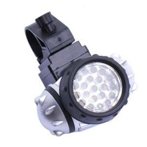 21 LED Bicycle Lamp Bike Front Light Torch Flashlight