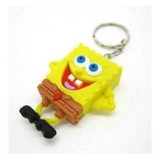 GB spongebob shape Style USB Flash Drive keychain by T&J