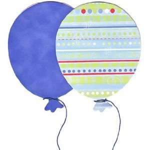 Balloon Birthday Party Invitations   Circus
