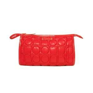 Kate Spade Chamonix Medium Heddy Cosmetic Bag   Red