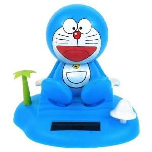Solar Power Motion Toy   Doraemon Cat Toys & Games