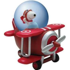 Peanuts Snoopy Flying Ace 45MM Waterglobe