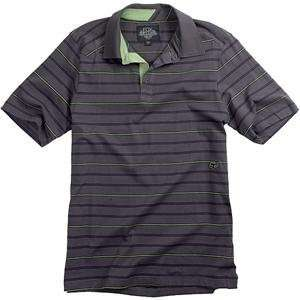Fox Racing Shifty Polo   Large/Charcoal Automotive