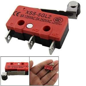 Hinge Roller Lever Type Position Limit Control Micro Switch XSS 5GL2