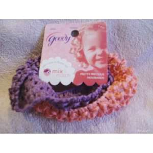 Goody Girls Mix & Match Pretty Precious Headbands 2 Count