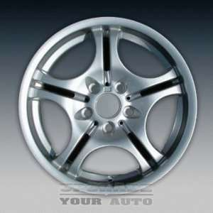 2006 BMW 3 Series 17x8.5 Factory Replacement Silver Alloy Wheel (Rear