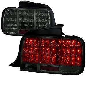 05 09 FORD MUSTANG SEQUENTIAL SMOKE LED TAIL LIGHTS