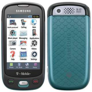 New UNLOCKED Samsung SGH T749 Highlight 3MP 3G Cellular Phone
