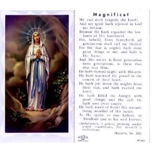 Our Lady Of Lourdes Prayer Card (5P 003)   100 pack