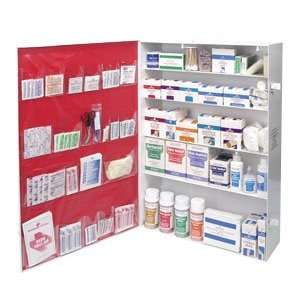 First Aid Kit Cabinet 5 Shelf Medique   1289 pcs. Health