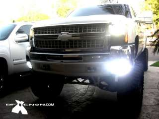 5202 Bulb HID Xenon Kit 2007 CHEVROLET Chevy Silverado 1500 Color