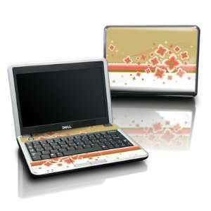 Flower Burst Design Protective Skin Decal Sticker for DELL