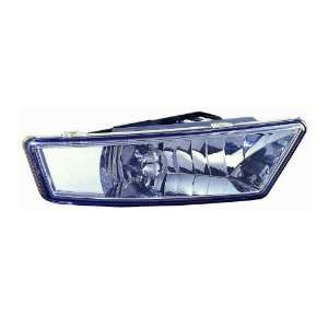 SATURN ION SEDAN FOG LIGHT RIGHT (PASSENGER SIDE) 2003
