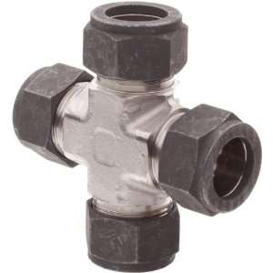 Parker CPI 12 KBZ SS 316 Stainless Steel Compression Tube Fitting