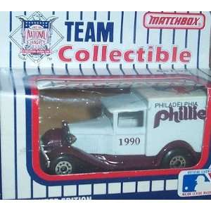 Philadelphia Phillies 1990 MLB Diecast Ford Model A Truck